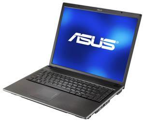 Asus V6V - notebook w obudowie z włókna węglowego