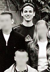 Sven Jaschan - zdjęcie z czasów szkoły średniej