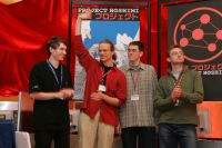 Polscy laureaci konkursu Imagine Cup w kategorii Visual Gaming
