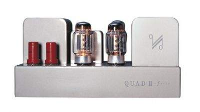 Wzmacniacz lampowy marki Quad