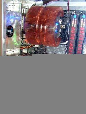 Karty graficzne ATI Radeon X850 XT w konfiguracji CrossFire na platformie Intela z chipsetem i955X