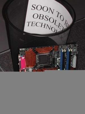 Te elementy płyt głównych mają w przyszłości zostać zintegrowane z podstawką procesora.