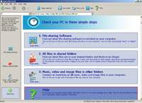 Digital File Check - okno główne