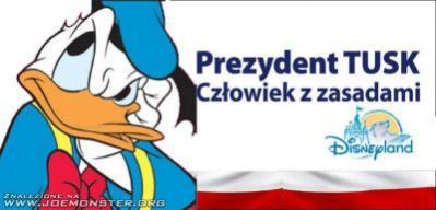 Plakaty są jedną z najczęściej wykorzystywanych form w antykampanii prezydenckiej