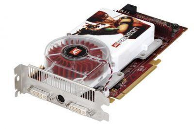 Widoczny na zdjęciu model Radeon X1800 XT to najszybsza karta ATI. Ma także największy spośród wszystkich kart układ chłodzenia.
