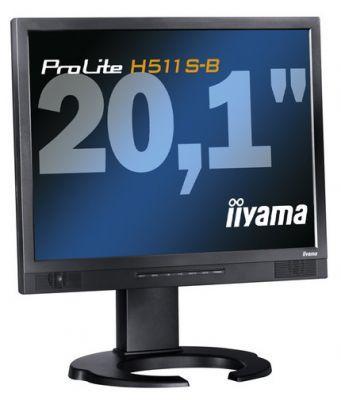 """Monitor LCD iiyama H511S o przekątnej ekranu 20,1"""""""