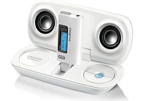 Zestaw głośnikowy Creative TravelDock 900