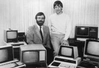 Paul Allen i Bill Gates