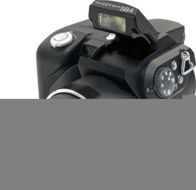 Cyfrówka Pentagram Photon 584 wyposażona jest w 8-krotny zoom optyczny