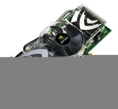 GeForce 7800 GTX 512 MB z nowym układem chłodzenia pracuje prawie bezgłośnie