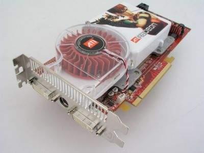 Wizualnie i gabarytowo model Radeon X1900 XTX nie różni się niczym od starszych wersji X1800 XT