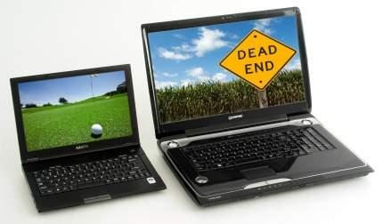 Notebook DTR ma niewiele wspólnego z lekkim, przenośnym pecetem mobilnym. Wyróżnia go za to wydajność jakiej może mu pozazdrościć wiele stacjonarnych pecetów.