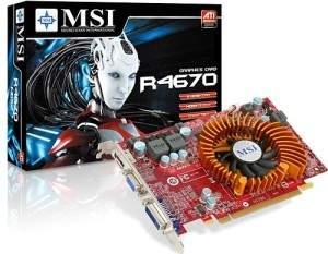 Wśród nowych kart z wyjściem HDMI znajdzie się m.in. model z układem Radeon 4670 i 512 MB pamięci GDDR3
