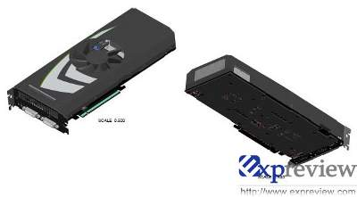 Odświeżony GeForce GTX 295 (źródło: Expreview.com)