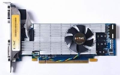ZOTAC GeForce 9600 GT LP