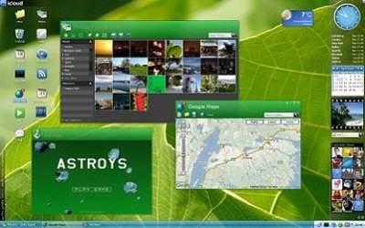 iCloud - system uruchamiany w przeglądarce