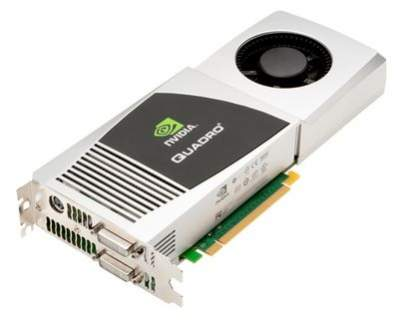 Nvidia Quadro FX 4800 for Mac