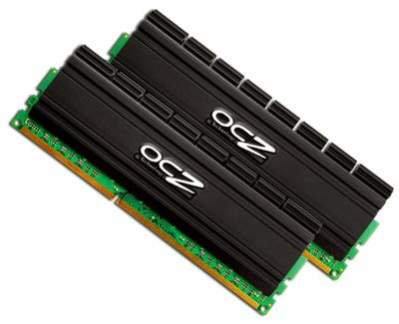 OCZ PC2-9600 Low-Voltage Blade Dual Channel