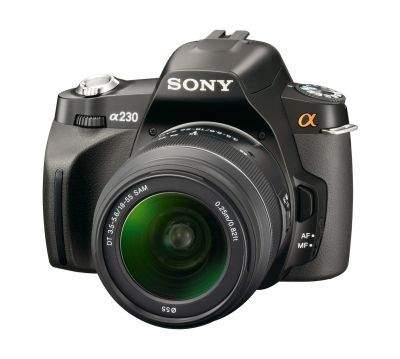 Sony alfa 230