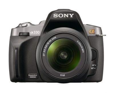 Sony alfa 330