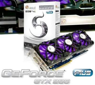 Sparkle GeForce GTX 285 Plus