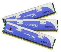 Trójkanałowy zestaw HyperX DDR3 1600 MHz