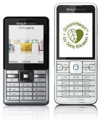 Sony Ericsson Naite i C901 GreenHeart