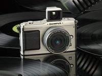 Olympus E-P1 z wizjerem