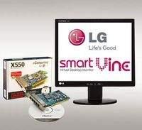 Wirtualizacyjny zestaw LG i NComputing