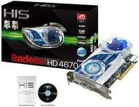 HIS Radeon HD 4670 w wersji AGP