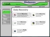 Ontrack EasyRecovery umożliwia szybkie odzyskanie danych w XP. W Viście i Windows 7 wywołuje problemy.