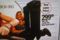 Zdjęcie, na którym widać nową cenę konsoli Xbox Elite