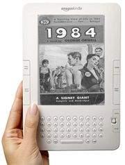 e-czytnik Kindle