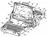 Trzywarstwowy laptop