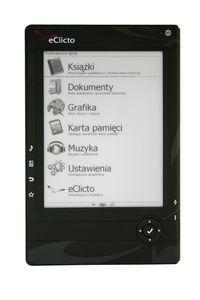 Czytnik e-booków eClicto