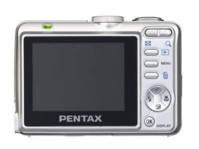 Pentax Optio E10