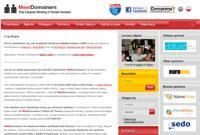 MeetDomainers to coroczne spotkanie osób z branży domenowej, kolejna edycja odbędzie się w tym roku.