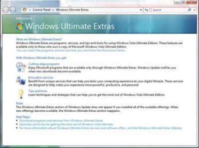 Testujemy Windows Vista Ultimate. Gdyby porównać go do współczesnych OS-ów, byłby odpowiednikiem hybrydy Windows XP Professional i Windows XP Media Center