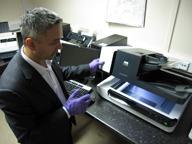 Sprzęt HP zostanie wykorzystany w procesie archiwizacji szyfrogramów Enigmy z czasów II Wojny Światowej.
