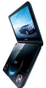 Samsung C800 - pierwszy przenośny odtwarzacz Blu-Ray 3D firmy