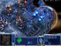 Zrzut ekranu z gry StarCraft II