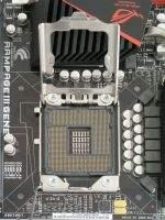 Podstawka LGA 1366 - w niej instaluje się najwydajniejsze procesory do desktopów