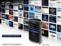 10 tys. aplikacji w sklepie Research in Motion