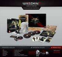 Wiedźmin 2: Zabójcy Królów - zawartość edycji kolekcjonerskiej