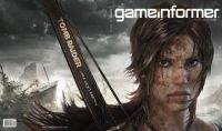 Młoda Lara Croft na okładce Game Informera