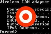 Aby dokonać diagnozy problemów z siecią i upewnić się o poprawności konfiguracji, spradź adres IPv4 w oknie poleceń