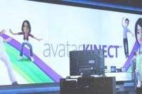 Nowa usługa Microsoftu - Avatar Kinect