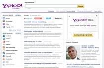 Polskojęzyczna wersja portalu Yahoo! (http://yahoo.pl).