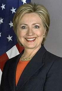 Hillary Clinton, sekretarz stanu USA