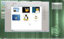 openSUSE 11.4 - funkcja Dolphin Search